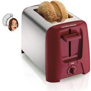 Hamilton Beach 2 Slice Extra Wide Slot Toaster
